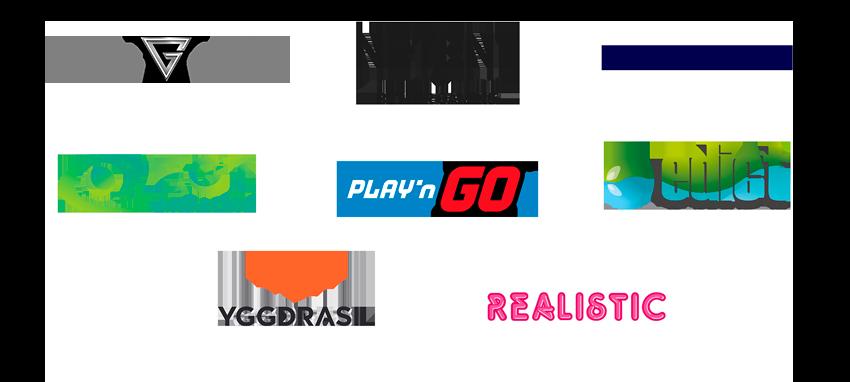 Proveedores de juego disponibles en PlayUZU