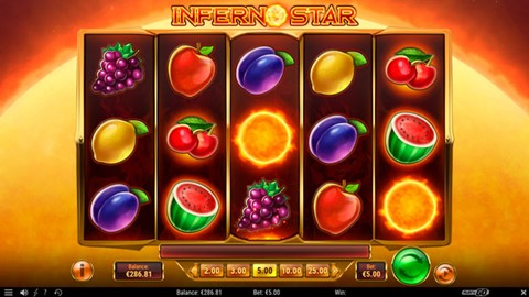 Slot Inferno Star