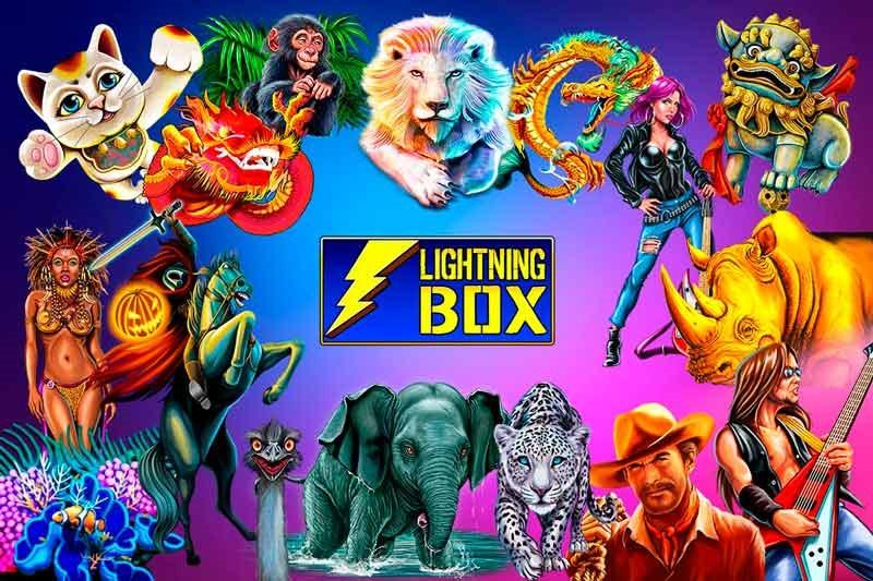 Tragaperras de LightninBox en PlayUZU