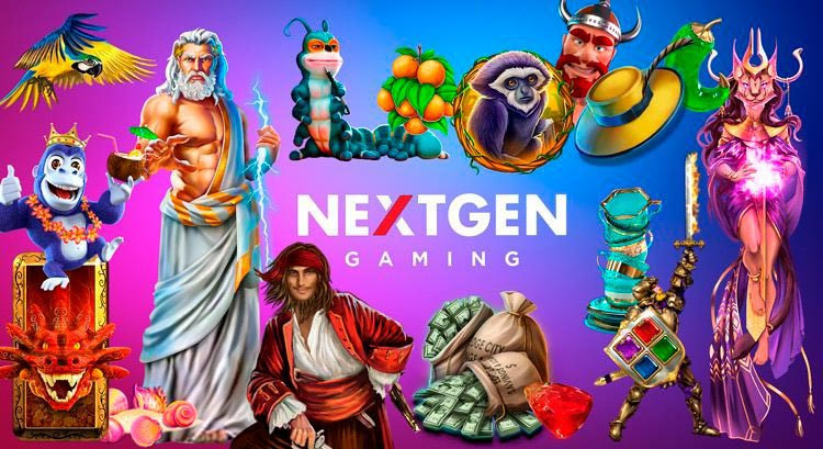 Tragaperras de Nextgen en PlayUZU