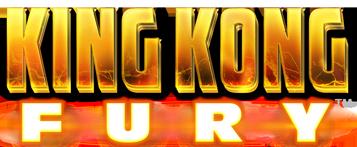 Slots King Kong Fury de NYX en UZU