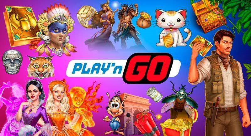 Tragaperras de PlaynGo