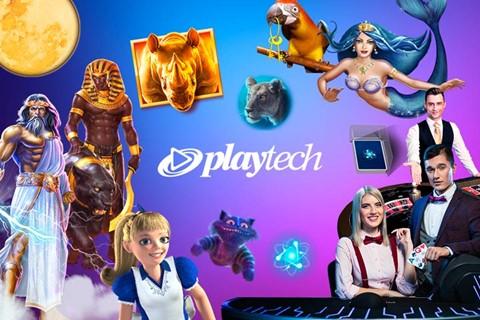 Slots de Playtech