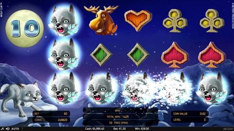 Slot Wolf Cub Blizzard