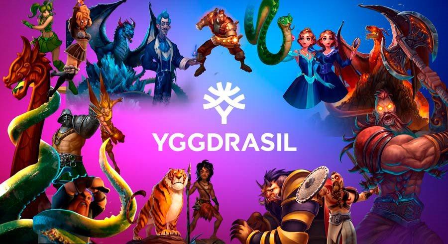 Tragaperras de Yggrasil en PlayUZU