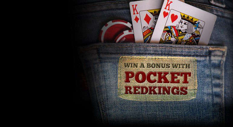GET YOUR POCKET RED KINGS BONUS TODAY!