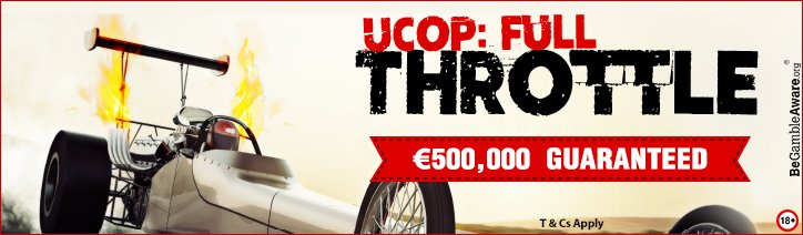 UCOP: Full Throttle