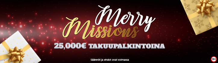 Merry Missions