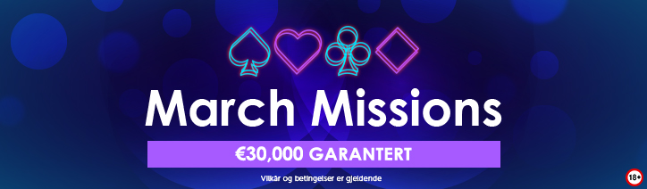 March Missions