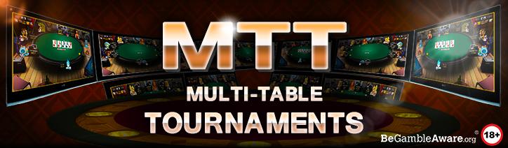Sundays Guaranteed Tournaments