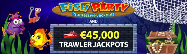 €45,000 Trawler Jackpots