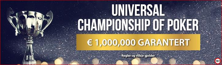 Universal Championship of Poker