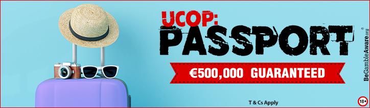 UCOP Passport Tournament Series