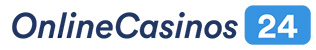 Paypal onlinecasino 24 Logo